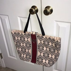 Brighton Patterned Tote